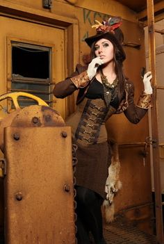 Steampunk Divas: June 06, 2017 at 03:31PM