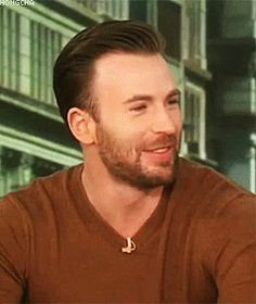 Chris Evans you meatball