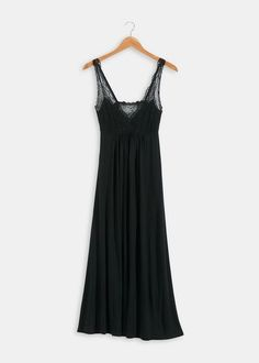 Tank Gown with Venice Lace Bodice by Only Hearts