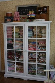 Love the cabinet that is totally awesome idea.