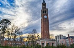 The #UNC Bell Tower on a cold March evening. pic.twitter.com/nbX0f8CH8s Steel Mill, Chapel Hill, North Carolina, Lightning, Northern Lights, March, Tower, Cold, Twitter