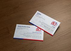 DCI #design #corporate #creative #businesscard #collateral #graphicdesign #verzdesign