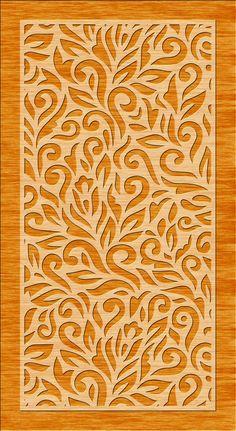 Stencil Templates, Stencil Patterns, Stencil Designs, Stencils, Door Design, Design Art, Cnc Cutting Design, Laser Cut Panels, Hand Embroidery Designs