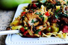 Pioneer Woman's favorite chicken recipes...