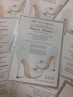 Bridal shower invitations shoe theme bridal shower bridal shoe bridal shower invitation shoe invitation birthday invitation bridal shower shoe invitation shoe theme invitation sweet 16 filmwisefo