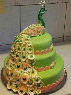 Prachtige taart