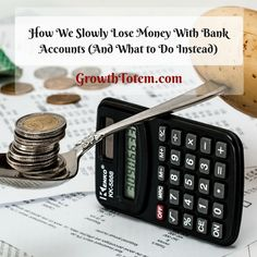 A new article discussing the zero interest rate of bank accounts and possible alternatives.