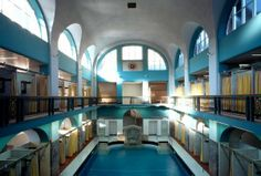 Spa Culture, Aachen, Germany.