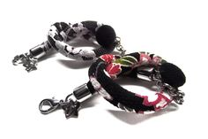 "Desirù series ""Chubby"" wears black button! #fashion #bracelet #desiru' #desiruchubby #desirumilano #kimono"