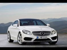 2016 Mercedes C 300 Coupe driving and review