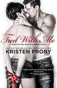 Tied With Me by Kristen Proby ★★★★ http://smutbookclub.com/books/tied-with-me-kristen-proby/
