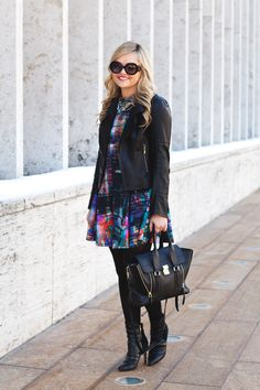 coat for fit and flare dress - Buscar con Google