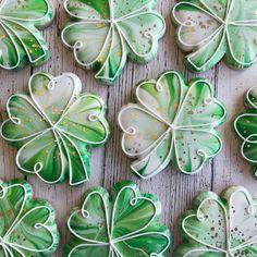 ☘️Happy St. Patrick's Day☘️ #cadiescookies