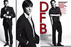 La nazionale di calcio della Germania - Vogue.it