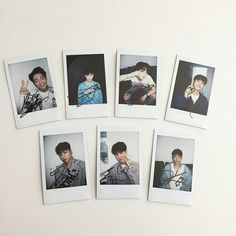 ikon Ikon Kpop, Chanwoo Ikon, Kim Hanbin, Ikon Member, Ikon Debut, Ikon Wallpaper, Korean Stationery, Polaroid Pictures, K Idol