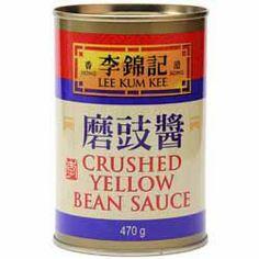 Crushed Yellow Bean Sauce - Lee Kum Kee
