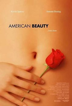 American Beauty a film by Sam Mendes + MOVIES + Kevin Spacey + Annette Bening + Thora Birch + Wes Bentley + Mena Suvari + cinema + Drama Annette Bening, Best Indie Movies, Great Movies, Movies Free, Iconic Movie Posters, Iconic Movies, Oscar Movies, 90s Movies, Film Gif