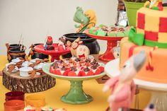 Olha como ficou fofa esta Festa Sitio do Pica Pau Amarelo. Decoração Up Arts Ateliê de Festas. Lindas ideias e muita inspiração! Bjs, Fabíola Teles. ...