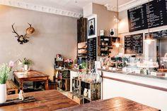 Die 5 gemütlichsten Brunch-Cafés in Berlin | Glowbus