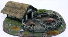 28mm Pigs! - Skirmish Wargaming