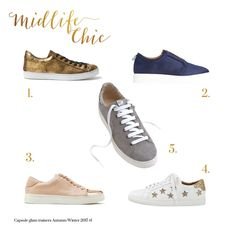 best fashion trainers for women over 40