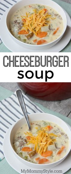 delicious-and-comforting-cheeseburger-soup