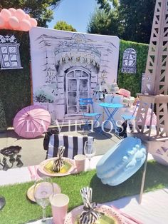 Event Styling by La Vie Posh Servicing the Bay Area Paris Themed Birthday Party, 30th Birthday Parties, 4th Birthday, Birthday Party Themes, Paris Party Decorations, Parisian Party, Chef Party, Fancy Nancy, Party Props