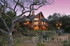 Our wonderful safari lodge!