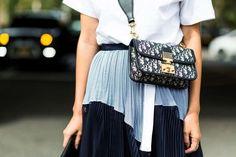 Street style from New York Fashion Week spring/summer '18 - Vogue Australia
