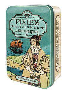 Pixie's Astounding Lenormand- Winner Tarosophy Best Lenormand Deck of 2015  Winner 2016 COVR Best Divination Product AND best Overall New Product