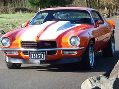 "Image detail for -1971 Chevrolet Camaro ""O.Z."" - La Center, WA owned by showquality ..."