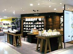 Jurlique Retail Concept Design by e2.