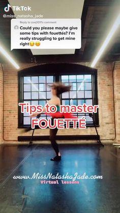 How To Do Gymnastics, Gymnastics Skills, Gymnastics Workout, Ballerina Workout, Dancer Workout, Dance Workout Videos, Ballet Dance Videos, Dance Tips, Dance Moves