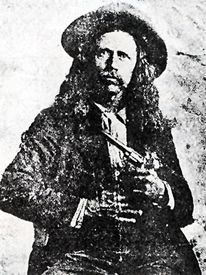 """Nathaniel """"Texas Jack"""" Reed (March 1862 – January was a American outlaw responsible for many stagecoach, bank, and train robberies throughout the American Southwest during th Jack Reed, Wild West Outlaws, Famous Outlaws, Life Of Crime, Cowboys And Indians, American Frontier, Texas History, Thing 1, Le Far West"""