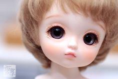 www.dollhwoo.com BJD Doll Hwoo new face ♥Pong-ti♥