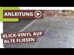 Vinylboden auf Fliesen verlegen Planeo Klick-Vinyl - #auf #Fliesen #fliesenwohnzimmer #KlickVinyl #Planeo #verlegen #Vinylboden Vinyl, Tile Living Room