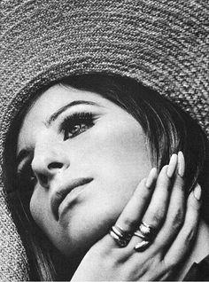 Barbara Streisand @JordannNicoleMalone