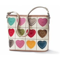 Art Heart Valentine Shoulderbag - Brighton - -   I've died and gone to purse heaven, girls!!!