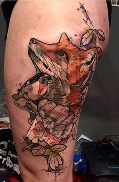 Tattoo artist: Bob Mosquito