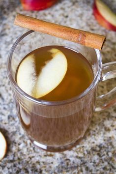 Homemade Hot Apple Cider | homemadeforelle.com