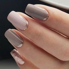 Glitter rose gold nail accents     #WeddingDay #Bride #Sparkle #InstaGood #WeddingPhotography #WeddingInspiration #NailStyle #WeddingParty #WeddingIdeas #Pretty #WomensFashion #BrideToBe #Engaged #WeddingTime #BridalShower #Ceremony #Reception #Nails #Beautiful #WeddingPlanning #Wedding #Fun #NailArt #Rose #Gold #InstaNails #Bridal #Mrs #UE4U #UnforgettableEvents        Wedding Day Wedding Planner Your Big Day Weddings Wedding Dresses Wedding Bells Wedding Cake