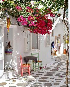 Paroikia - Paros, Greece