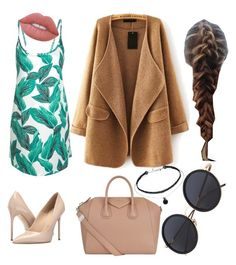 """""""Family brunch✨"""" by amy6601 on Polyvore featuring Massimo Matteo, Givenchy and Lime Crime"""