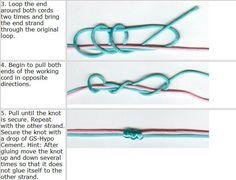 Jewelry Making 101: Make a Sliding Knot Closure
