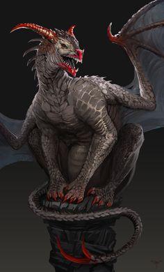 telthona: Bloodhorn Dragon