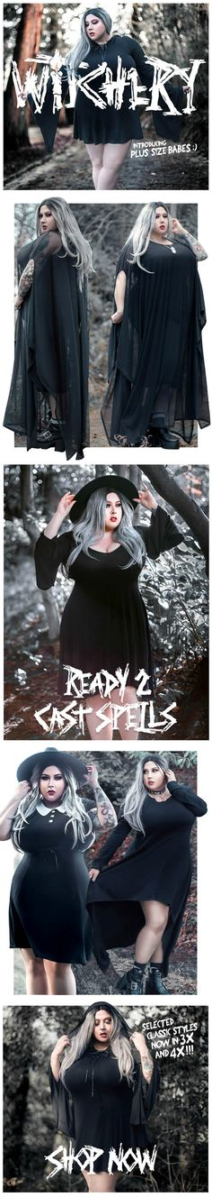 Selected Women's styles now available in 3XL & 4XL | Shop Now at KILLSTAR.com