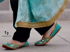 @AMAN❤ Indian Suits, Indian Wear, Punjabi Salwar Suits, Patiala, Slipper Sandals, Flats, India Fashion, Espadrilles, High Heels