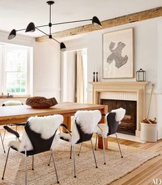 beams and light fixture