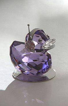crystal duck