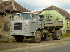 Busse, Commercial Vehicle, Old Trucks, Old Cars, Cars And Motorcycles, Techno, Tractors, Vehicles, Autos